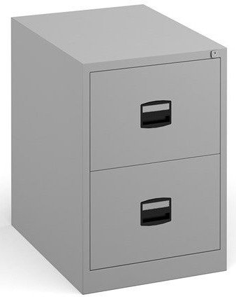 Dams Bulk Steel Filing Cabinet - 2 Drawer