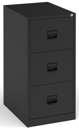 Dams Bulk Steel Filing Cabinet - 3 Drawer