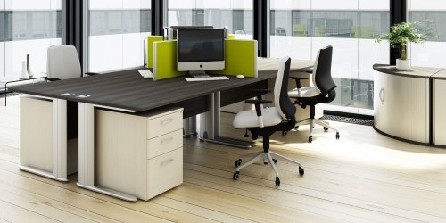 Elite Optima Plus Rectangular Meeting Table 1400 x 800mm