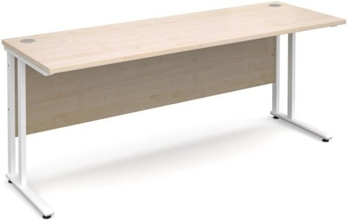 Dams Bulk Maestro 25 Rectangular Desk - (w) 1000mm x (d) 600mm