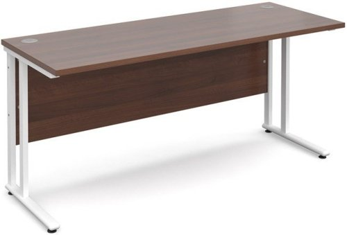 Dams Maestro 25 Rectangular Desk - (w) 1600mm x (d) 600mm