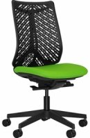 Elite Airflex Task Chair with Flexible Contoured Back