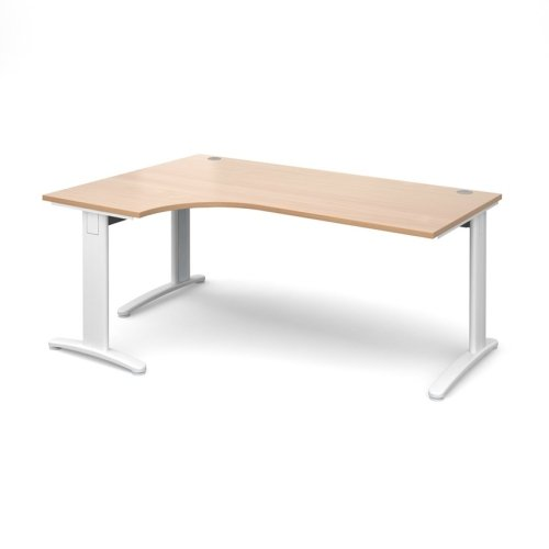 Dams TR10 Deluxe Ergonomic Desk 1800mm