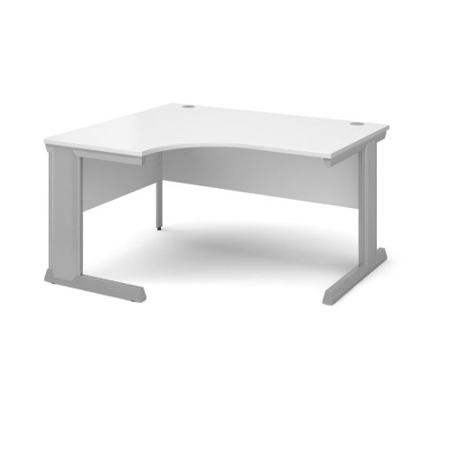 Dams Vivo Ergonomic Desk 1400mm