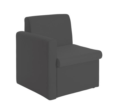 Dams Alto - Modular Sofa, Right Hand Arm
