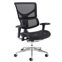 Dams Dynamo Ergo Mesh Back Chair Without Headrest