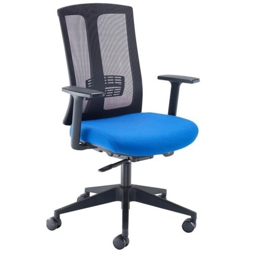 Dams Ronan Mesh Back Operator Chair