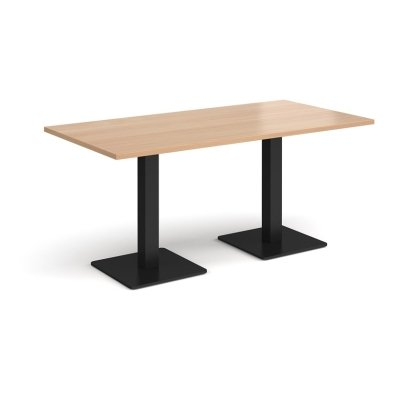 Dams Brescia Rectangular Dining Table 1600mm