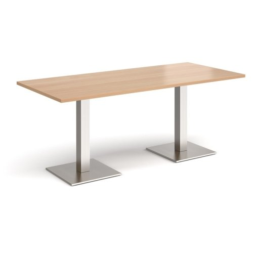 Dams Brescia Rectangular Dining Table 1800mm