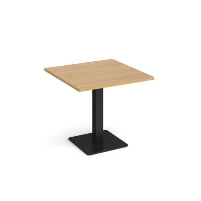 Dams Brescia Square Dining Table 800mm