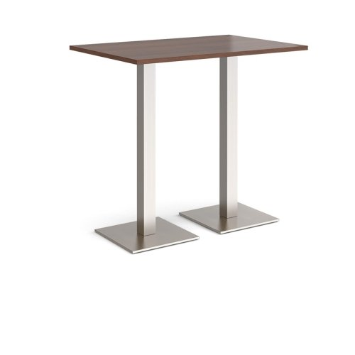 Dams Brescia Rectangular Poseur Table 1200mm
