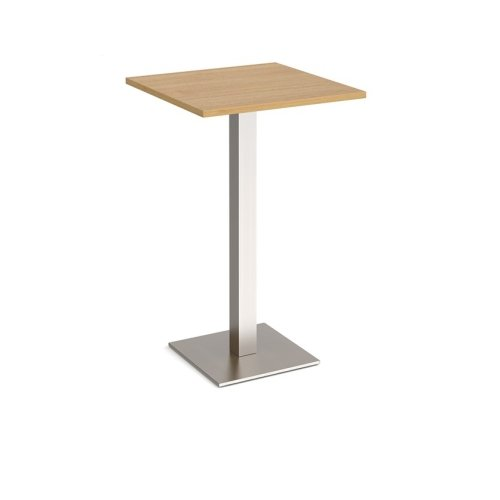 Dams Brescia Square Poseur Table 700mm