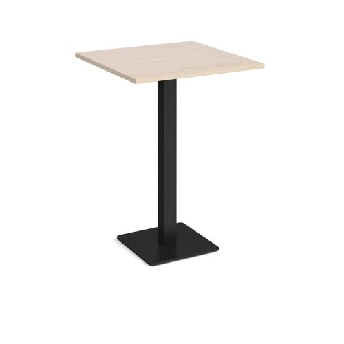 Dams Brescia Square Poseur Table 800mm