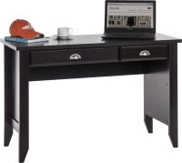 Teknik Laptop Desk Jamocha Wood - (w) 1200mm x (d) 500mm