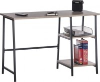 Teknik Bench Desk - (w) 1054mm x (d) 470mm