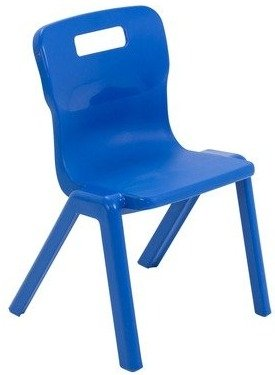 Titan+ Antibacterial One Piece Chair Size 2 (4-6 Years)
