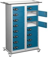 Probe TabBox 16 Compartment Trolley
