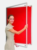 Decorative Tamperproof Noticeboards 1200 x 900mm