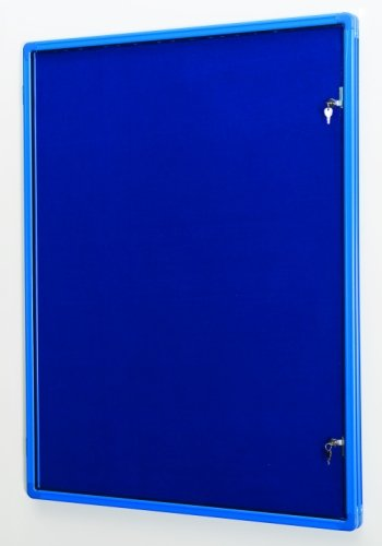 Colour Co-ordinated Decorative Tamperproof Noticeboards 2400 x 1200mm