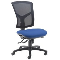 Dams Senza High Mesh Back Operator Chair