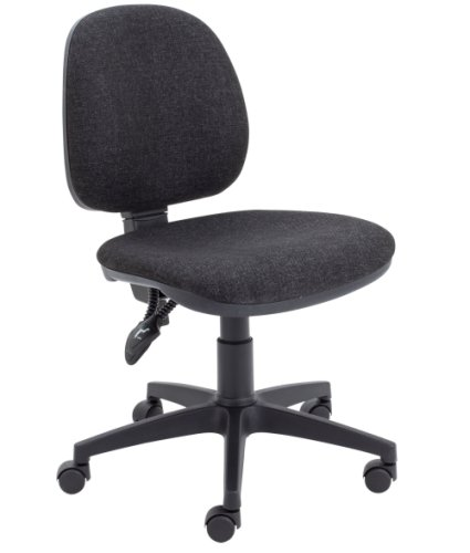 Concept Mid Back Chair Without Arms