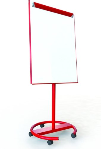 Spaceright Ultramate Mobile Flip-chart White Board Easel