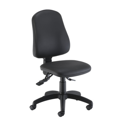 Calypso 2 High Back PU Chair Without Arms