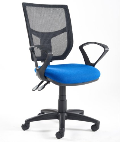 Dams Altino Operator Chair with Fixed Arms