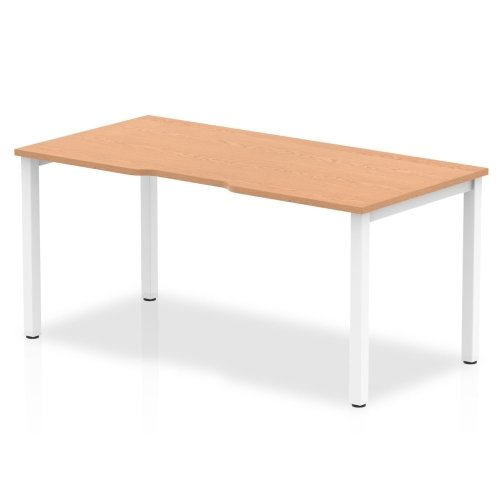 Gentoo Bulk Bench Desk, Pod of 1 - (w) 1200mm x (d) 800mm