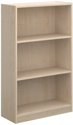 Dams Economy Bookcase 1236mm High