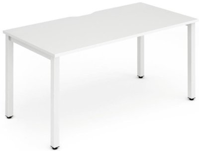 Gentoo Bench Desk, Pod of 1 - (w) 1600mm x (d) 800mm