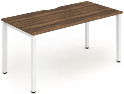 Gentoo Bench Desk, Pod of 1 - (w) 1400mm x (d) 800mm