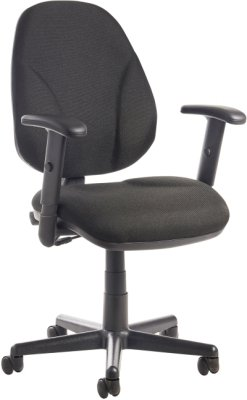 Bilbao Operator Chair with Adjustable Arms
