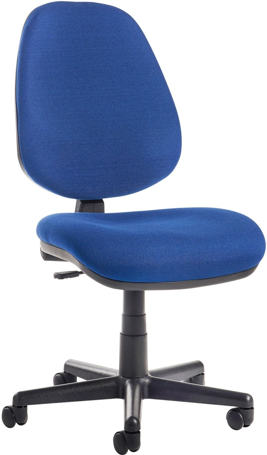 Dams High Back Bilbao Operators Chair With No Arms Office Furniture Direct