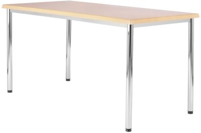 Beacon Chrome Table 1200 x 800mm