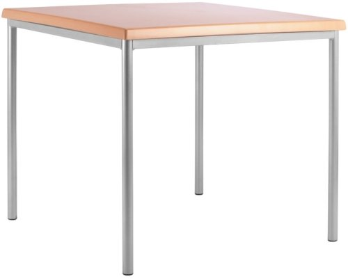Beacon Silver Table 800 x 800mm