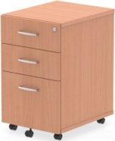 Gentoo Tall Under Desk Pedestal - (w) 440mm x (d) 550mm
