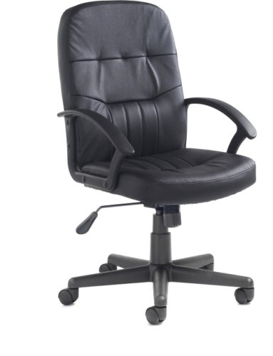 Dams Bulk Cavalier Leather Managers Chair