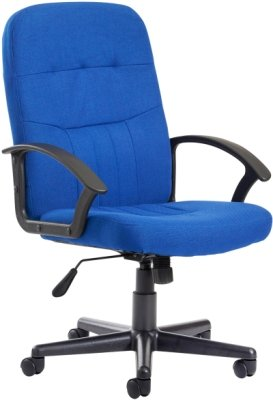 Dams Bulk Cavalier Fabric Managers Chair