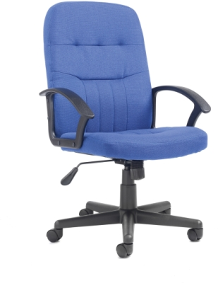 Dams Cavalier Fabric Managers Chair