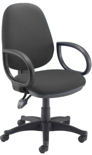 TC Office Calypso Ergo Chair With Fixed Arms