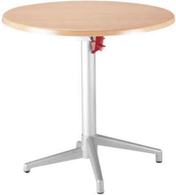 Click 900mm Round Table
