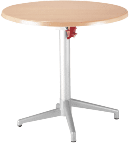 Click 600mm Round Table