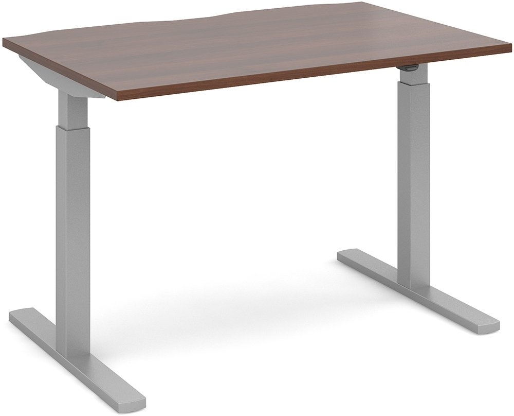 Gentoo height adjustable electrically operated single desk for Office furniture direct south australia