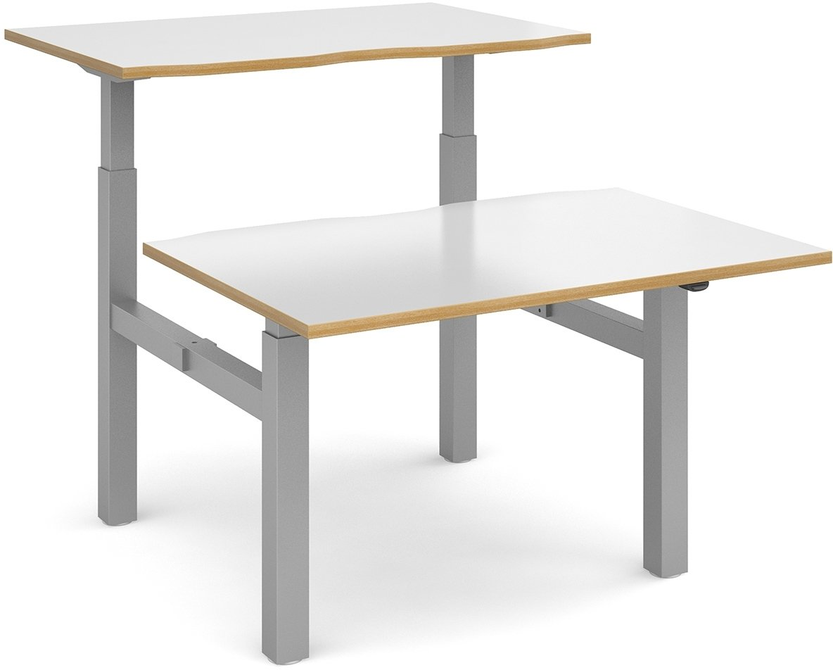 Gentoo height adjustable electrically operated back to for Office furniture direct south australia