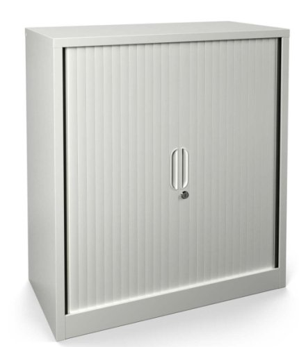 Gentoo 1000mm Side Tambour Cupboard