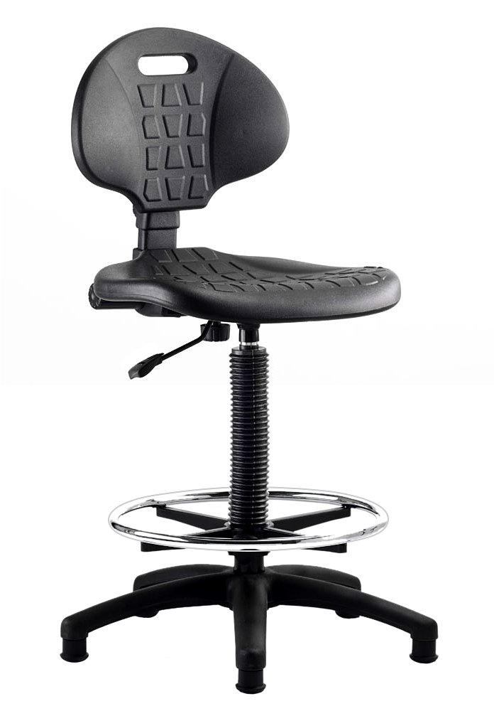 Gentoo Malaga Chair Draughtsman Office Furniture Direct