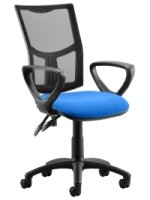 Gentoo Eclipse Plus 2 Mesh Chair with Loop Arms