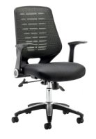 Gentoo Relay Operator Chair Airmesh Seat
