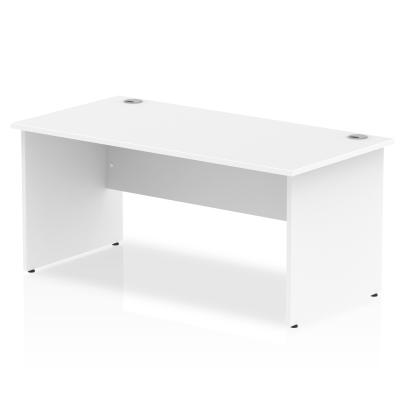 Gentoo Straight Desk Panel End Leg 1400 x 800mm